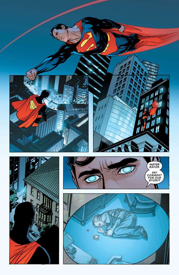 Action Comics #1005 Preview 2
