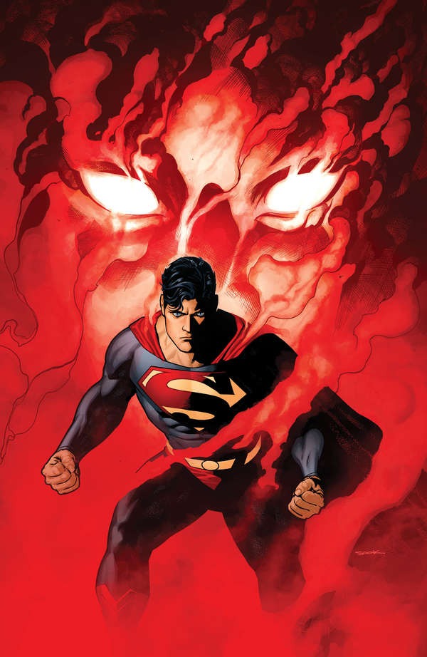Action Comics #1005 Cover Unlettered