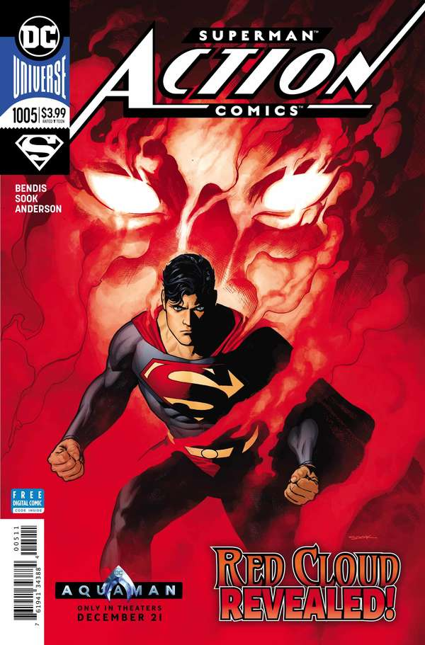 Action Comics #1005 Cover