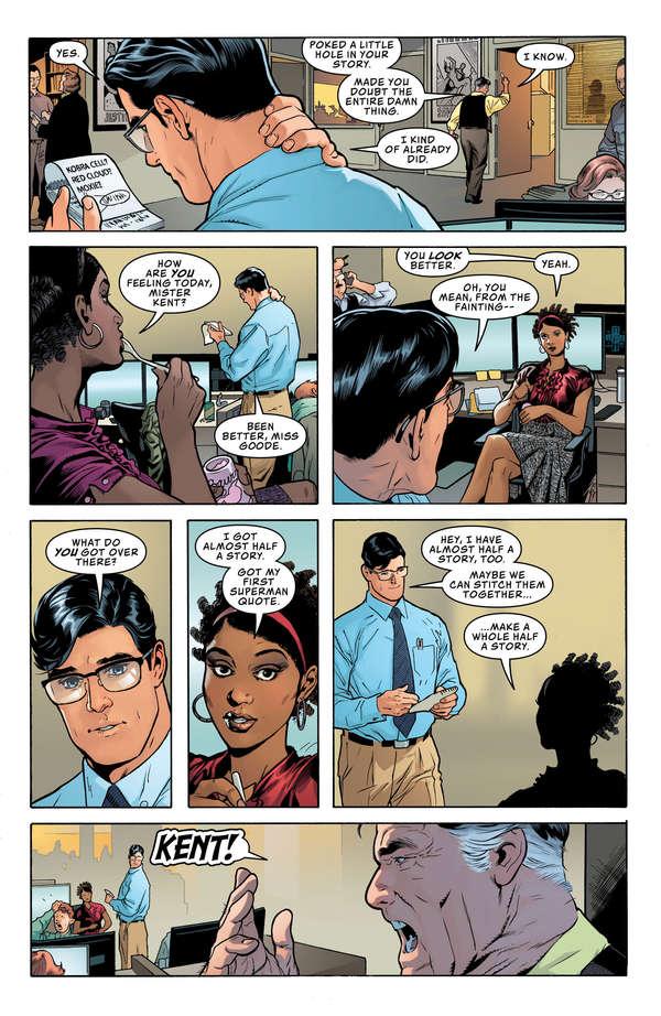 Action Comics #1004 Page 3