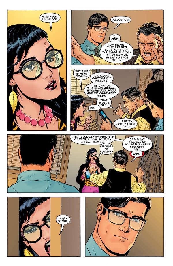 Action Comics #1004 Page 5