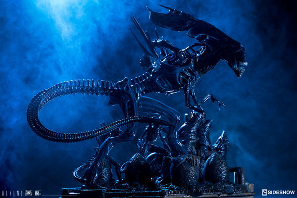 Sideshows Alien Queen Statue Is The Nightmare Of Collectors