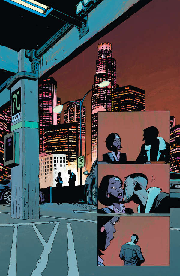 American Carnage #1 Page 19