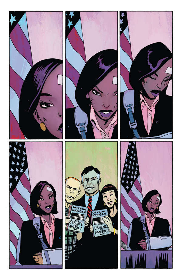 American Carnage #1 Page 5
