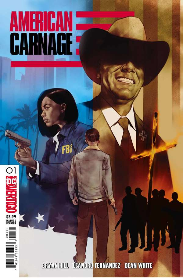 American Carnage #1 Cover