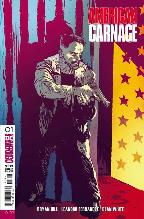 American Carnage #1 Variant