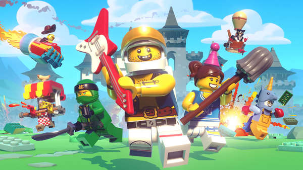 LEGO Brawls Apple Arcade