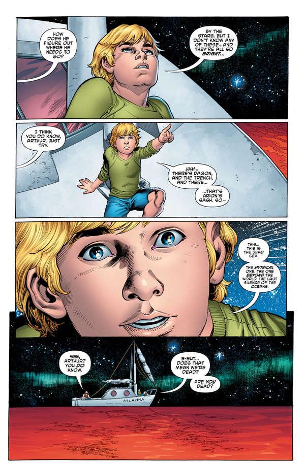 Aquaman #42 Page 5
