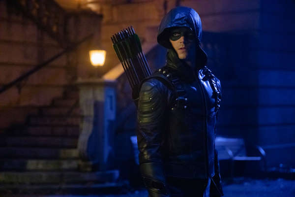 Elseworlds Arrow