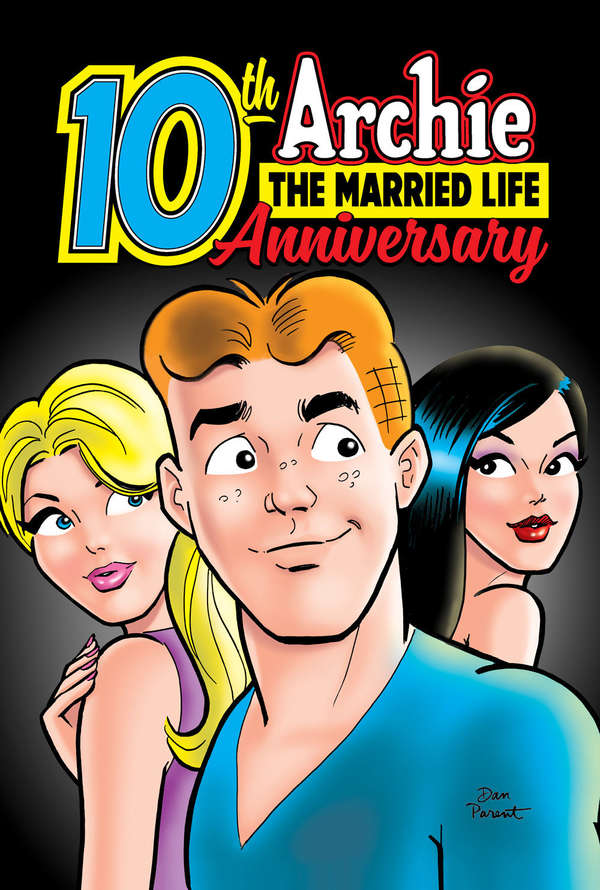 Archie married life 10th cover