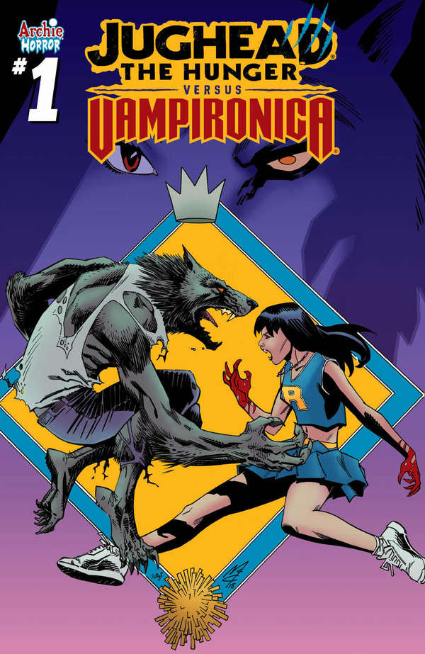 Jughead: The Hunger vs Vampironica cover