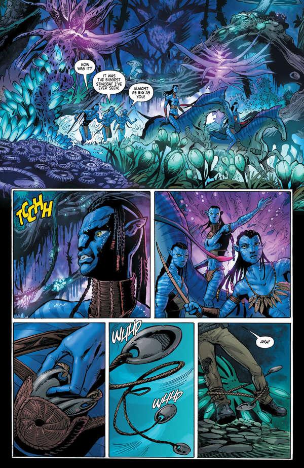 Avatar Tsu'tey's Path #1 Page 13
