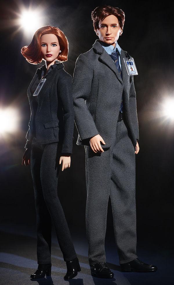 Barbie® The X-Files™ 1