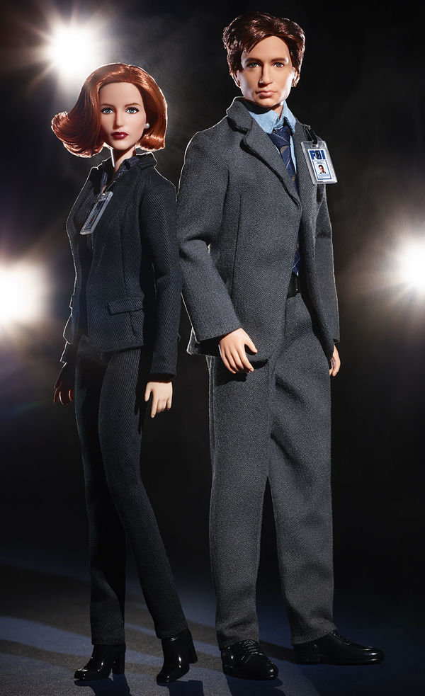 Barbie® The X-Files™ 1