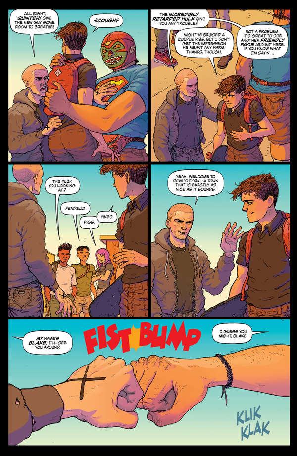 Border Town Page 7