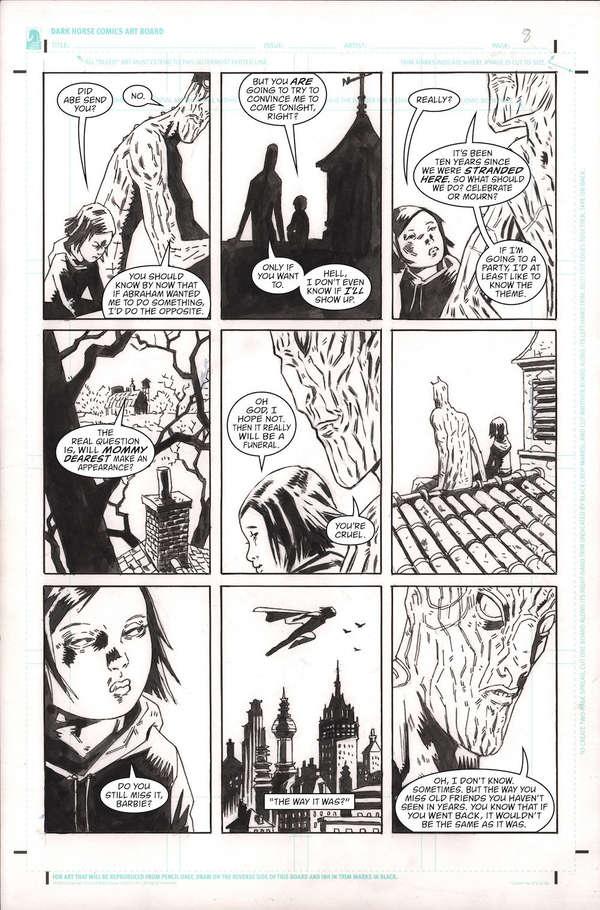 Black Hammer DC Page 8