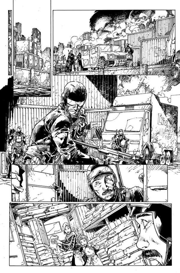 Bloodshot 1 Page 2 BW