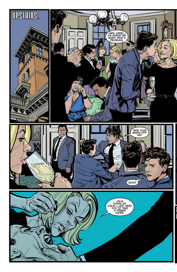 Catwoman #6 Page 4