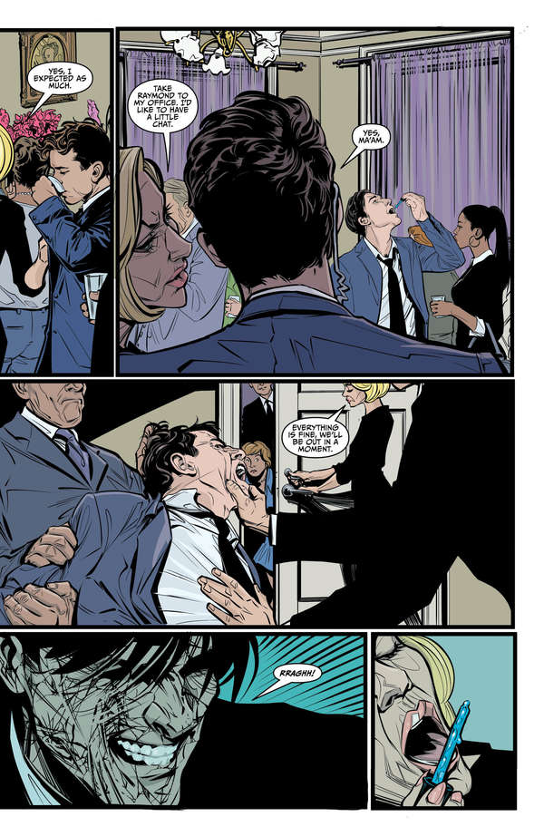 Catwoman #6 Page 5