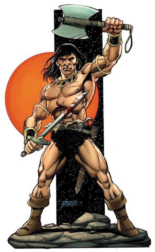 Conan Perez Cover 1