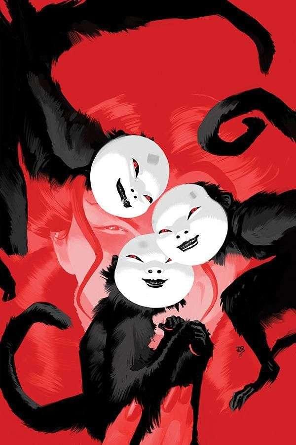 Crimson Lotus #2Cover