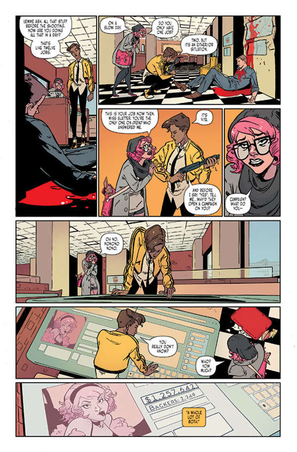 CROWDED #1 Page 5