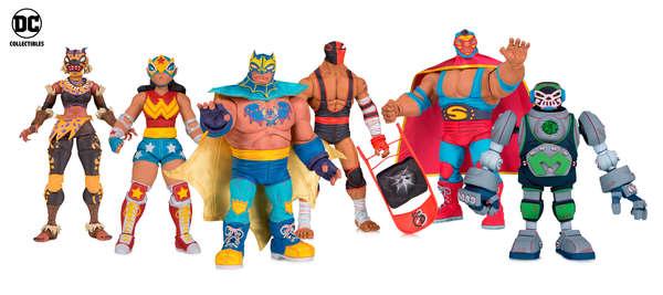 DC Collectibles Lucha Explosiva