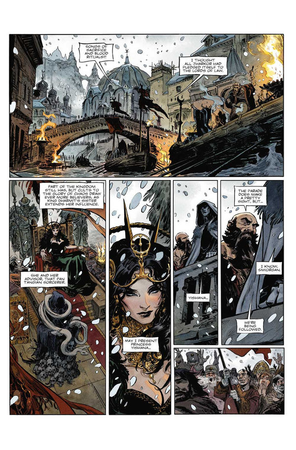 elric 6