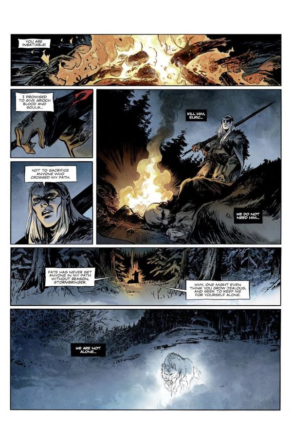 elric 9