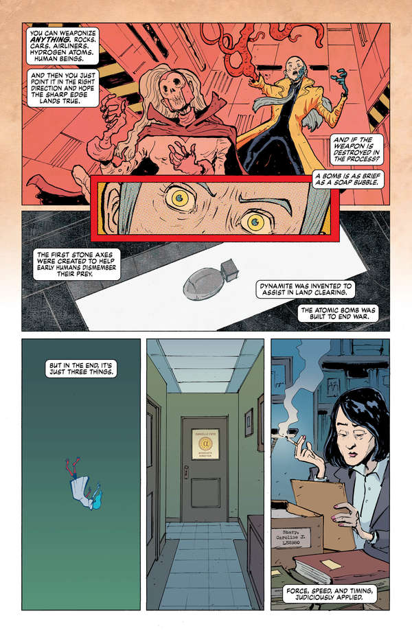 Eternity Girl #5 Page 2