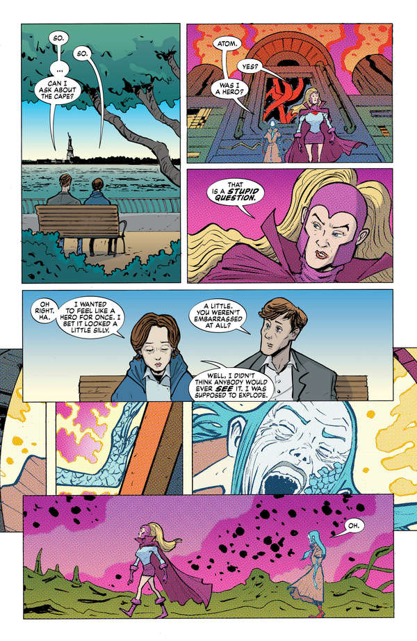Eternity Girl #5 Page 3