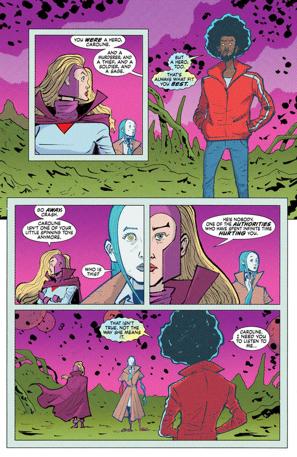 Eternity Girl #5 Page 4