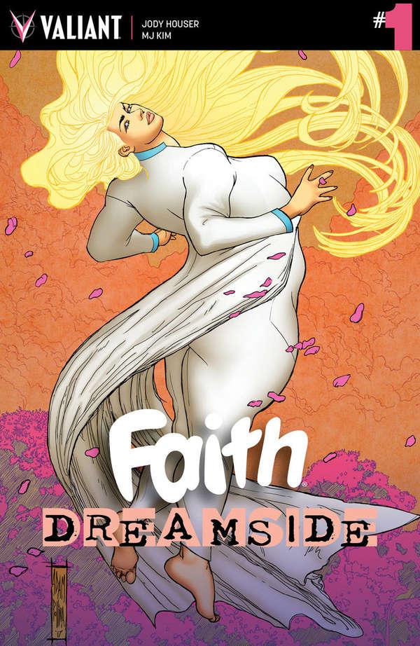 Faith: Dreamside #1 Cover Adam Pollina