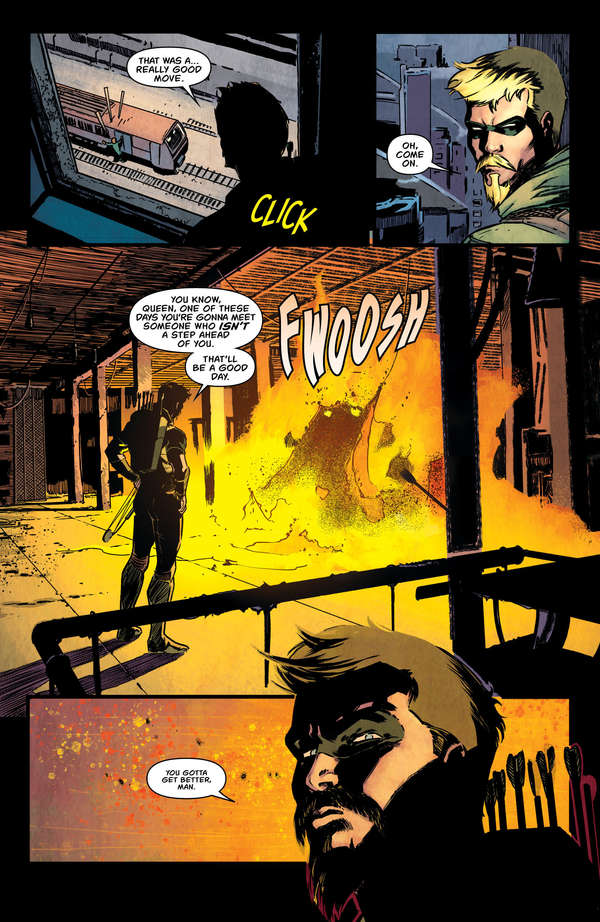 Green Arrow #50 Page 4