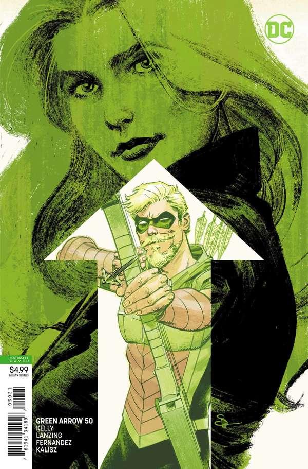 Green Arrow #50 Variant Cover