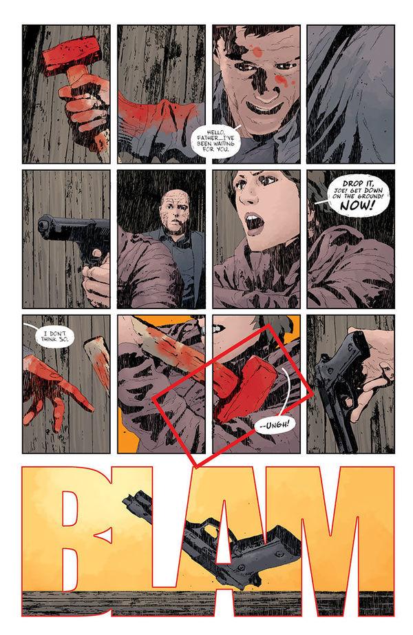 Gideon Falls #5 Page 1