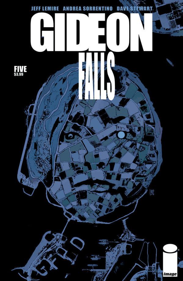 Gideon Falls #5 Cover