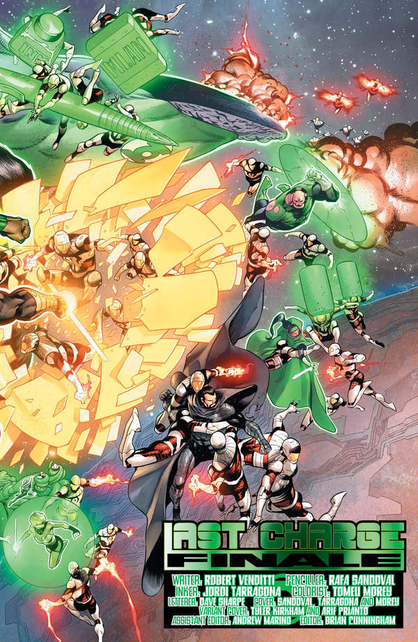 Hal Jordan and the Green Lantern Corps #50 Page 3