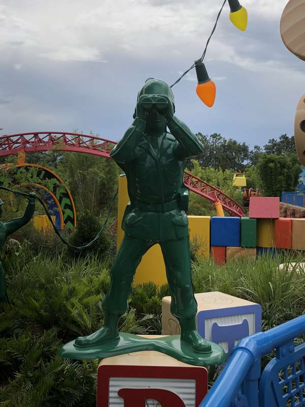 Toy Story Land Soldier