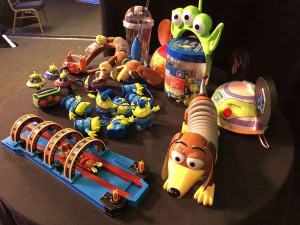 Toy Story Land merch
