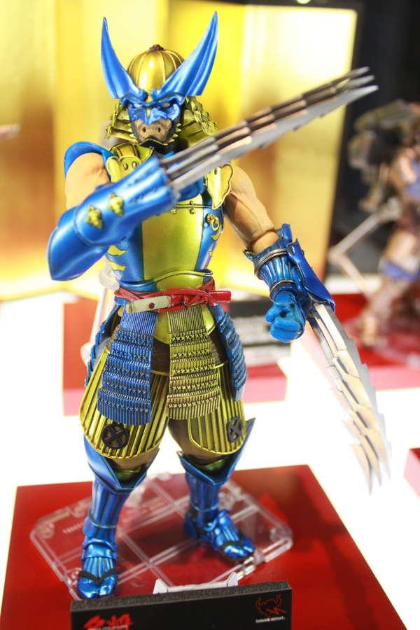 Tamashii Nations Manga Realization Wolverine