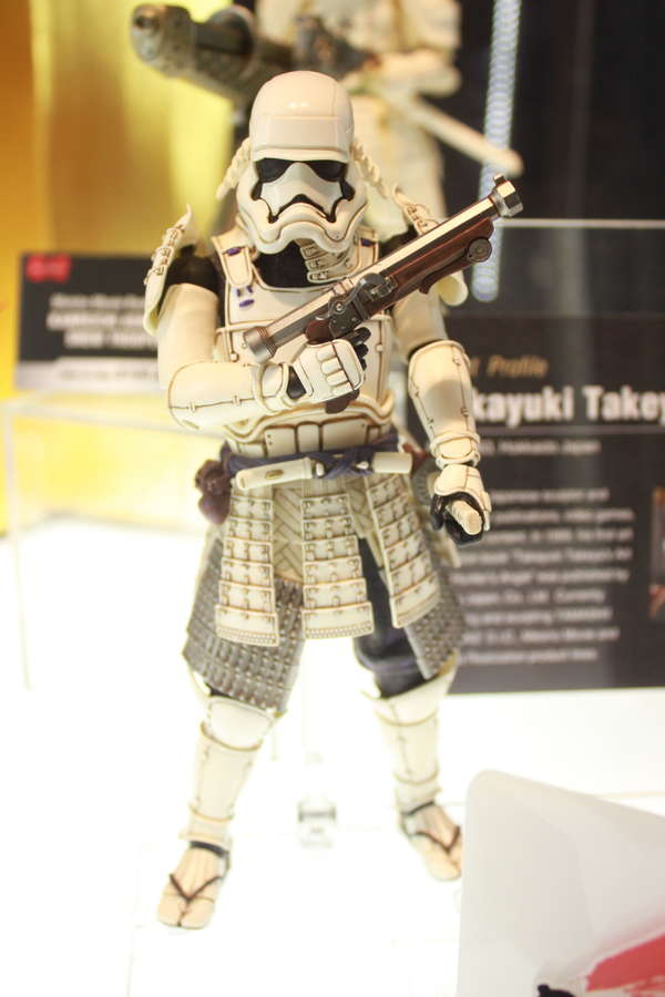 Tamashii Nations Movie Realization First Order Trooper