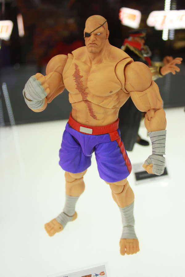 Storm Collectibles Street Fighter II Sagat