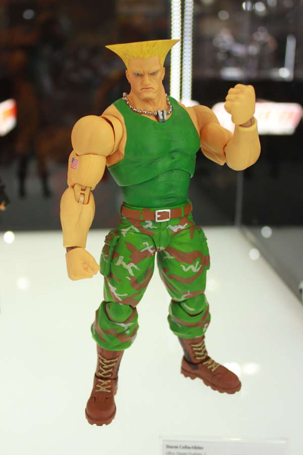Storm Collectibles Street Fighter II Guile