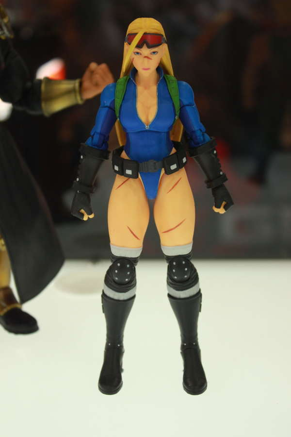 Storm Collectibles Street Fighter II Battle Outfit Cammy