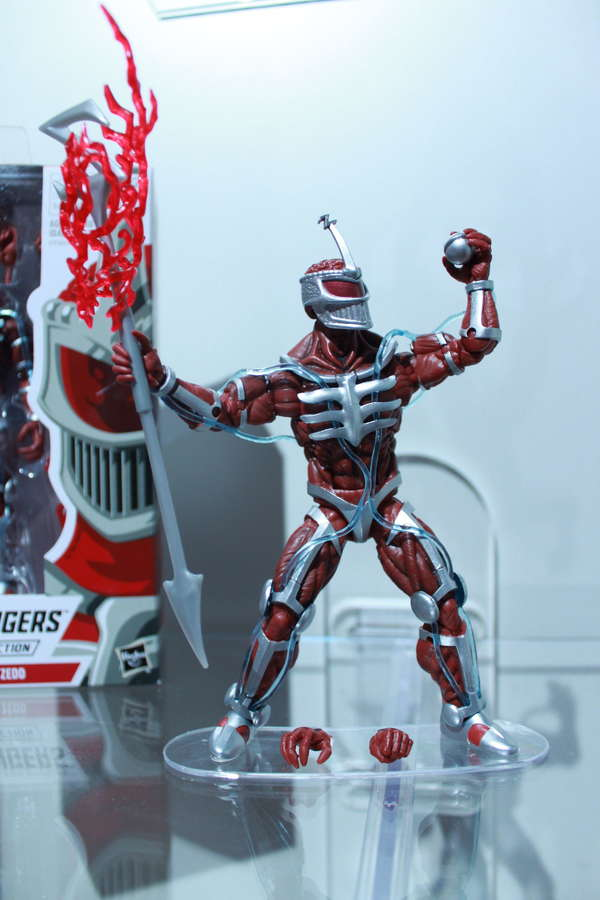 Hasbro Power Rangers Lightning Collection MM Lord Zed