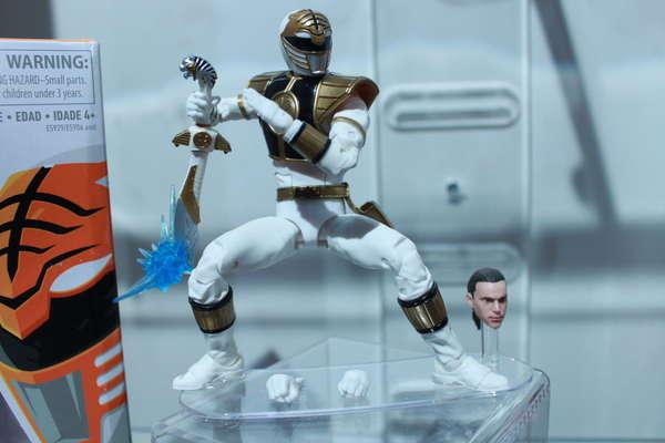 Hasbro Power Rangers Lightning Collection MM White Ranger