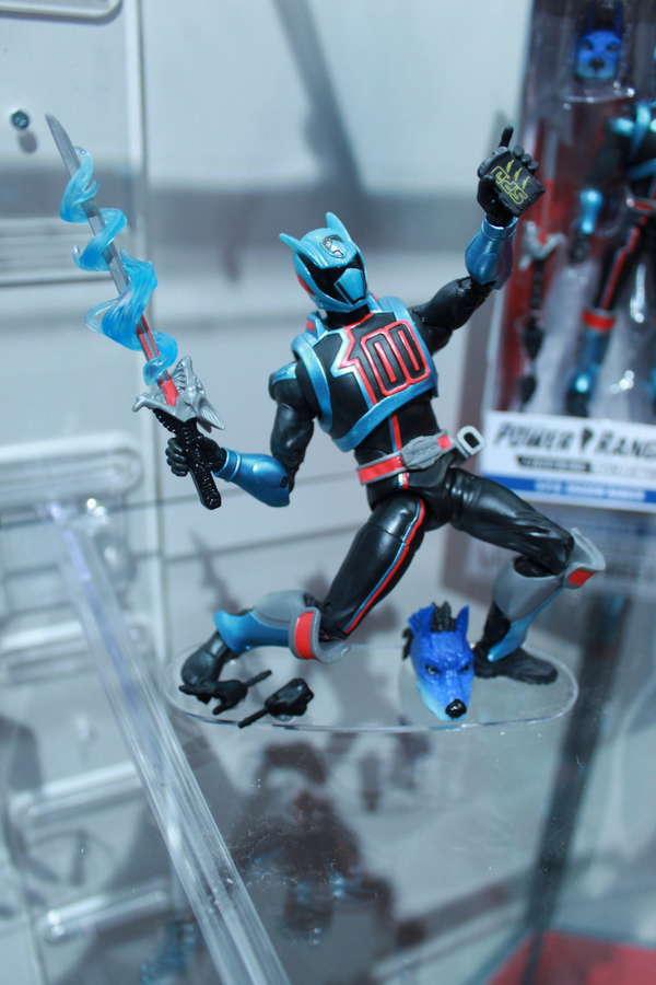 Hasbro Power Rangers Lightning Collection SPD Shadow Ranger