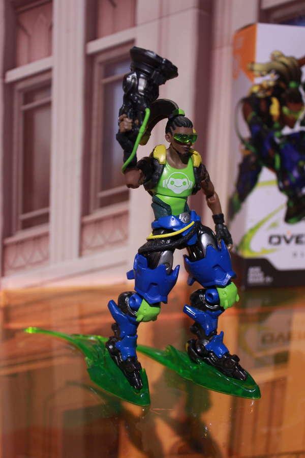 Hasbro Overwatch Ultimates Lucio