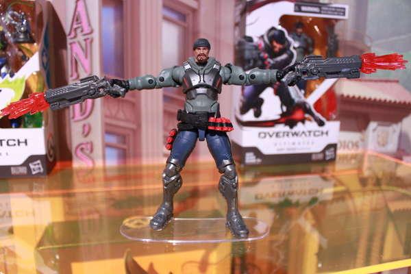Hasbro Overwatch Ultimates Blackwatch Reyes
